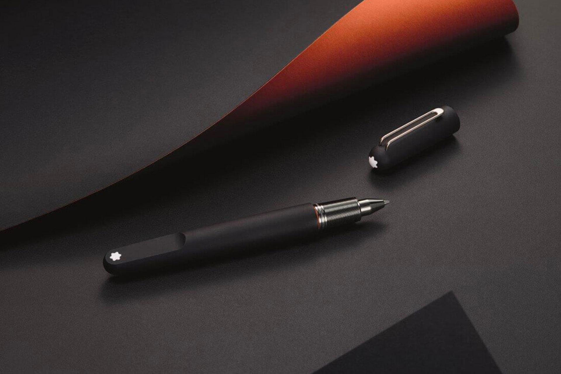 Montblanc Ultrablack Rollerball Pen