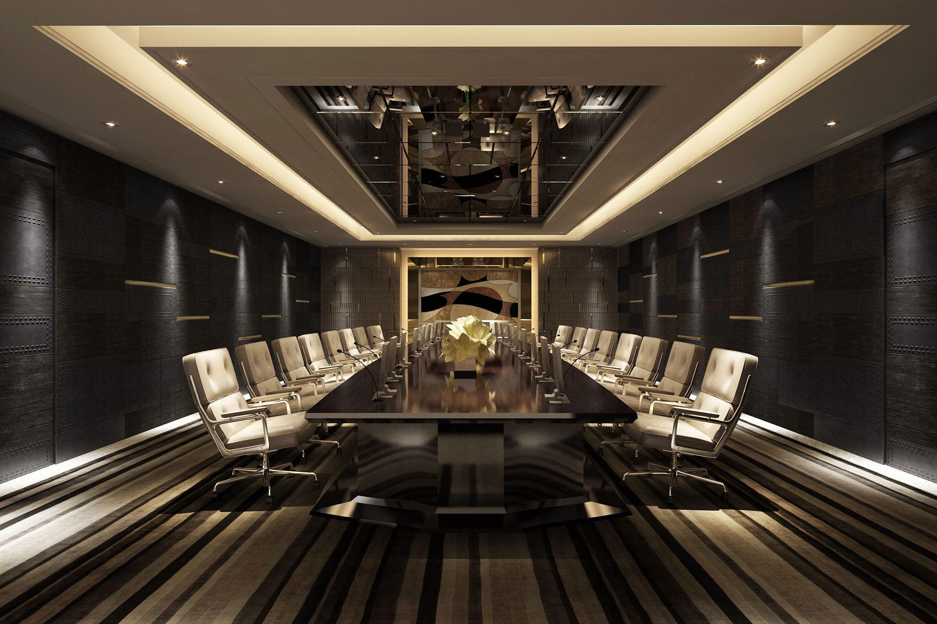 GoldenTree Asset Management Dining Room